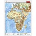 Wandkarten Afrika