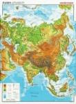 Wandkarten Asien