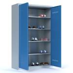 Garderoben für Schuhe