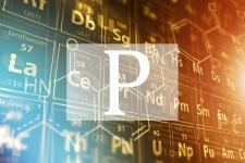 P wie Phosphor