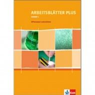 Arbeitsblätter PLUS Chemie 1 + CD-ROM. Differenziert unterrichten 5.-8. Schuljahr