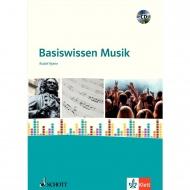 Basiswissen Musik. Ausgabe mit CD