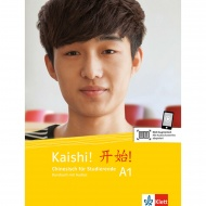 Kaishi A1. Kursbuch + Audios online
