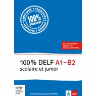 100 % DELF A1-B2, Guide pédagogique