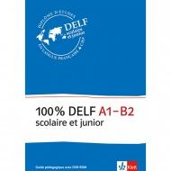100 % DELF A1-B2, Guide pédagogique avec DVD-ROM