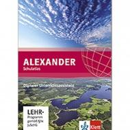 Alexander Schulatlas Digitaler Unterichtsassistent DVD
