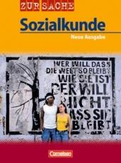 Sozialkunde 7.-10. Schuljahr. Schülerbuch. alle Schulformen (außer Hauptschule)