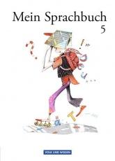 Mein Sprachbuch 5. Schuljahr. Schülerbuch
