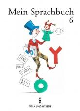 Mein Sprachbuch 6. Schuljahr. Schülerbuch