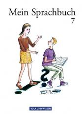 Mein Sprachbuch 7. Schuljahr. Schülerbuch