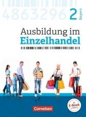 Ausbildung im Einzelhandel. 2. Ausbildungsjahr Fachkunde mit Webcode