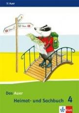 Auer Heimat- und Sachbuch 4, Schülerbuch
