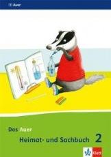 Auer Heimat- und Sachbuch 2, Schülerbuch