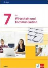 Auer Wirtschaft und Kommunikation 7. Mittelschule. Schülerbuch