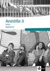 Anstöße 3. Politik. Lehrerband. CD-ROM