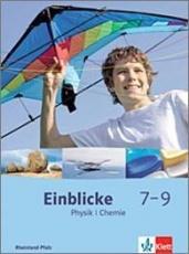 Einblicke Physik / Chemie 2 7.-9. Schuljahr. Schülerband