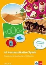 44 kommunikative Spiele - Franz. Phon.