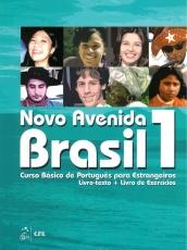 Novo Avenida Brasil A1, Kurs- und Übungsbuch + CD