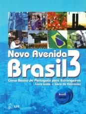 Novo Avenida Brasil B1, Kurs- und Übungsbuch + CD