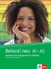 Beleza! Kursbuch + CDs