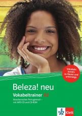 Beleza! Vokabeltrainer A2, Heft+MP3