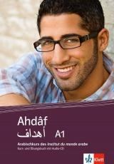 Ahdâf A1, Kurs- und Übungsbuch + Audio-CD