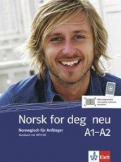 Norsk for deg neu A1-A2, KB+2Audio C