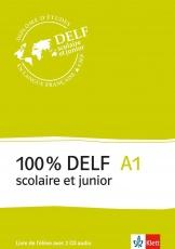 100 % DELF A1, Livre de lélève