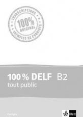 100 % DELF B2, tout public,Corri