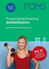 PONS Power-Sprachtraining Norwegisch. Buch + Audio-CD
