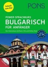 PONS Powerkurs Bulgarisch
