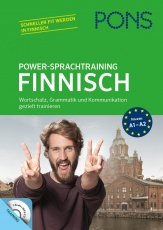 PONS Power-Sprachtraining Finnisch