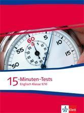 15-Minuten-Tests Englisch Klasse 9 und 10