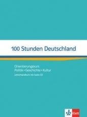 100 Stunden Deutschland, Lehrerhandbuch + Audio