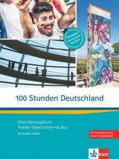 100 Stunden Deutschland, Kurs- und Übungsbuch+CD