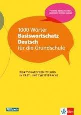 1000 Wörter Basiswortschatz Grundschule