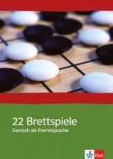 22 Brettspiele. Deutsch als Fremdsprache