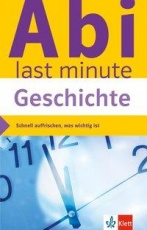 Abi last minute Geschichte