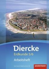 Arbeitsheft Diercke Erdkunde 5/6 Gymnasium Niedersachsen