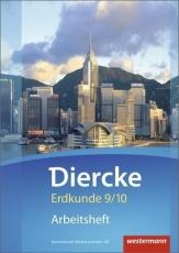 Arbeitsheft Diercke Erdkunde 9/10 Gymnasium Niedersachsen
