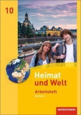 Arbeitsheft Heimat und Welt 10 SN