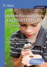 Action-Hausaufgaben Sachunterricht 1+2