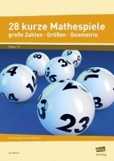 28 kurze Mathespiele