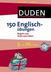 150 Englischübungen 5. bis 10. Klasse