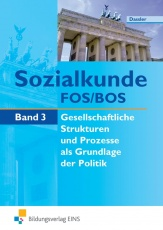 Sozialkunde FOS/BOS 3. Lehr-/Fachbuch