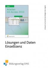 Arbeiten mit Access CD-ROM EL+Lösungen