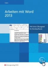 Arbeiten mit Word Schülerbuch