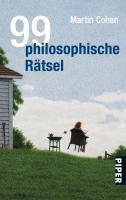 99 philosophische Rätsel