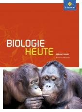 Biologie heute Gesamtband. Schülerband. Sekundarstufe II. NRW