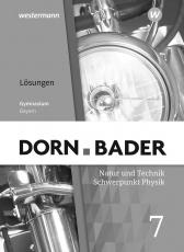 Dorn Bader Physik SI. Lösungen 7. Bayern